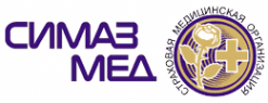 Логотип компании СИМАЗ-МЕД